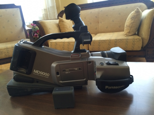 Panasonic Md 9000 Kamera
