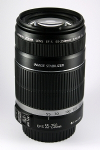 Canon Ef-s 55-250mm F/4-5.6 Is Iı Lens