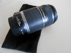 Canon Efs 55-250 Mm F 4:5.6 Is