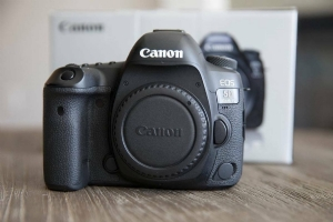 Canon Eos 5d Mark Iv Dslr  4k Camera