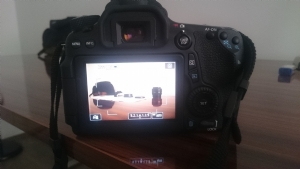 Canon Eos 70d 18-55 Is Stm 1300 Shutter