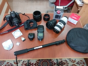 Full Canon Mark 3 Set - Lensli