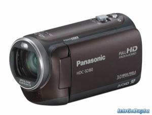 Full Hd Pnasonic Hdc Sd80