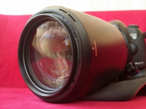 Tamron 70-200 Vc Usd Stabilizerli Model Canon Uyum