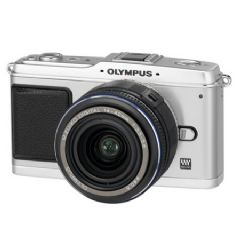 Yeni Olympus Pen E-P1 Micro Four Thirds